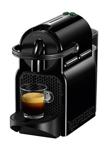 Inissia D40 Black Kahve Makinesi-Nespresso